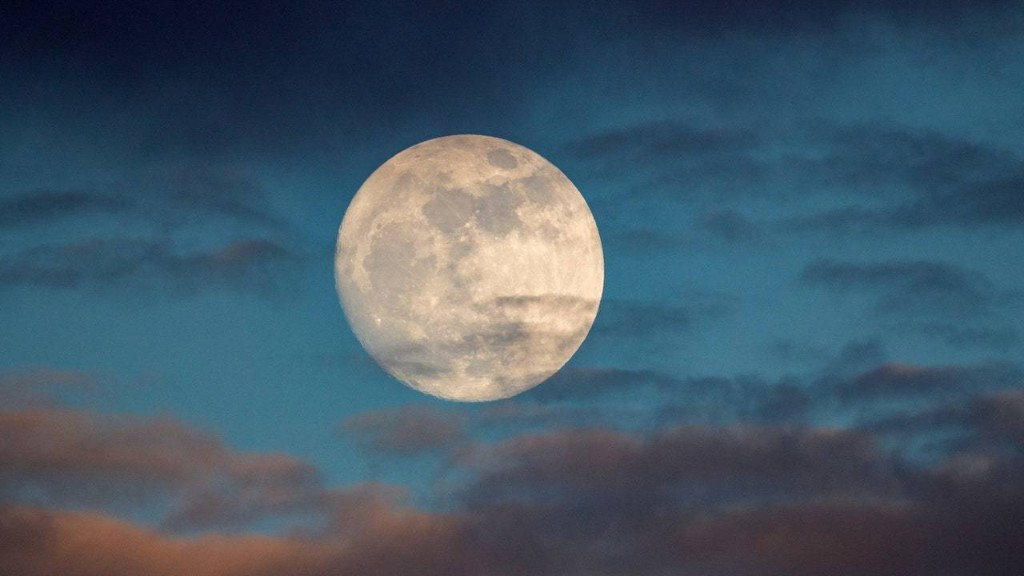 Why the Full Flower Moon In Scorpio on Thursday Is So Important