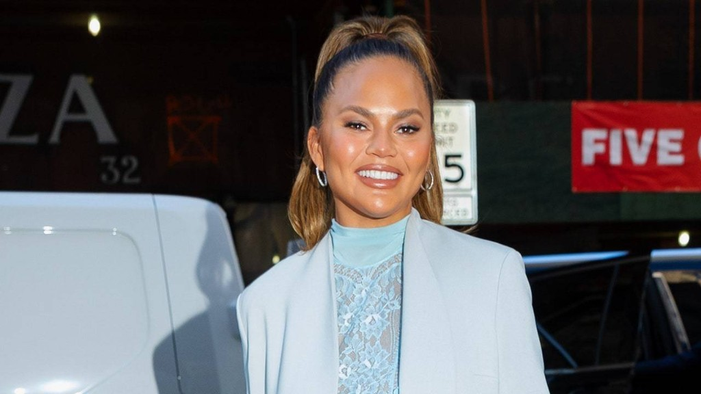 Chrissy Teigen Just Shared Her Full Skin-Care Routine