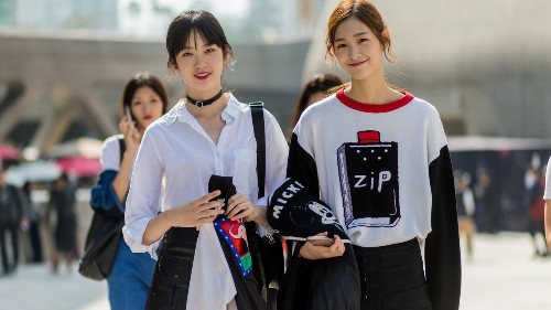10 of the Top Korean Fashion Labels Favored by K-pop Stars