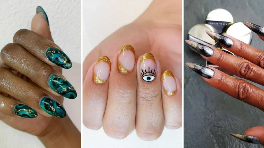 21 of the Best Winter Nail Designs to Inspire Your Next At-Home Mani
