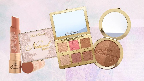 Too Faced Launched the It Just Comes Naturally Nude Makeup Collection