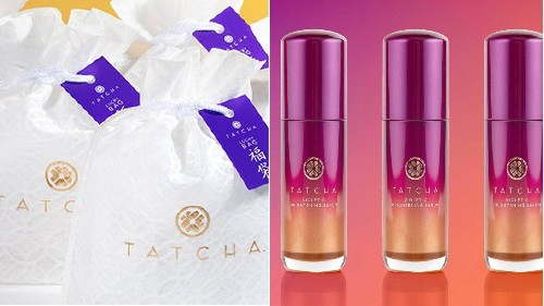 Tatcha Is Giving Out Mystery Bags of Skin Care Worth Over $100 — But Theres a Catch