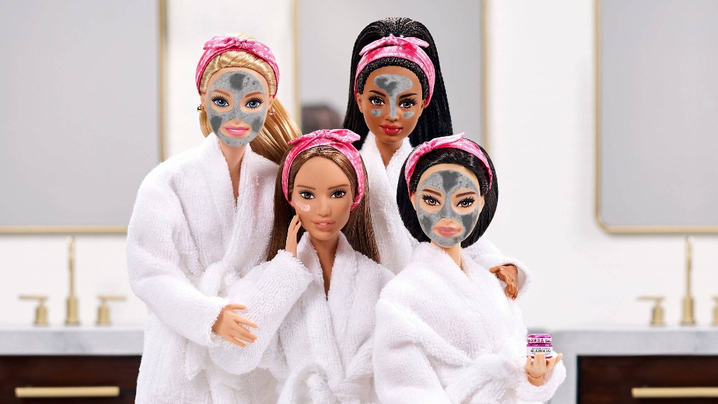 Barbie Has Teamed Up With Glamglow for a Limited-Edition Mask and Moisturizer