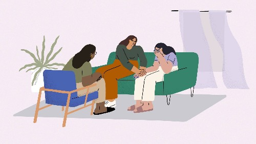 How to Talk About Suicidal Ideation With Your Therapist and Loved Ones