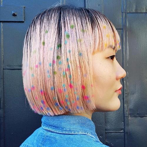 Taboo hair studio - Magazine cover