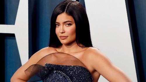 Kylie Jenner's Bronde Hair Is NOT a Wig and We Have Proof