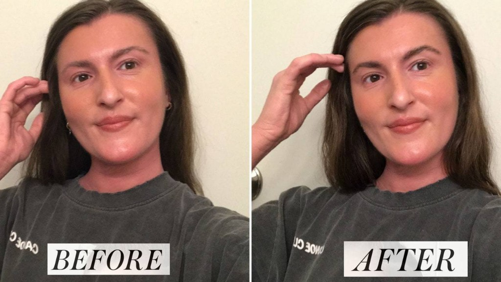 Em Cosmetics' Micro-Fluff Sculpting Brow Cream Is Saving My Sparse Arches Right Now