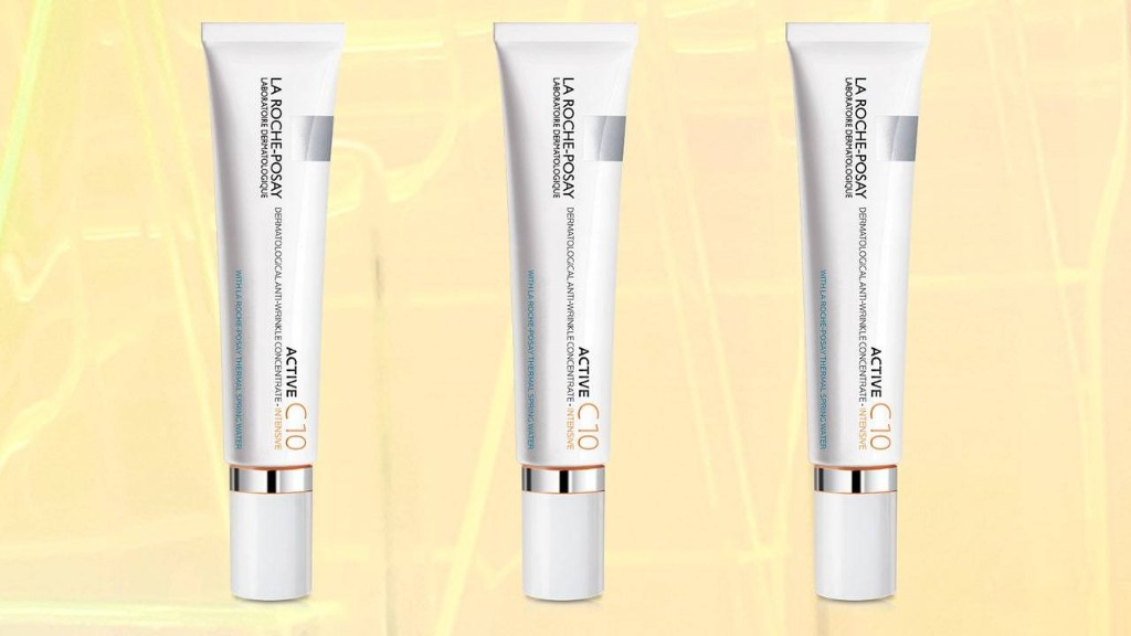 The La Roche-Posay Active C10 Vitamin C Cream Helps Fade Stubborn Post-Acne Pigmentation