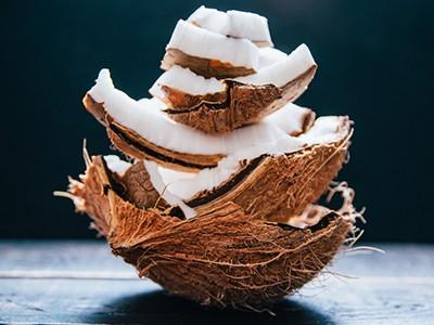 Coconut Oil - Magazine cover