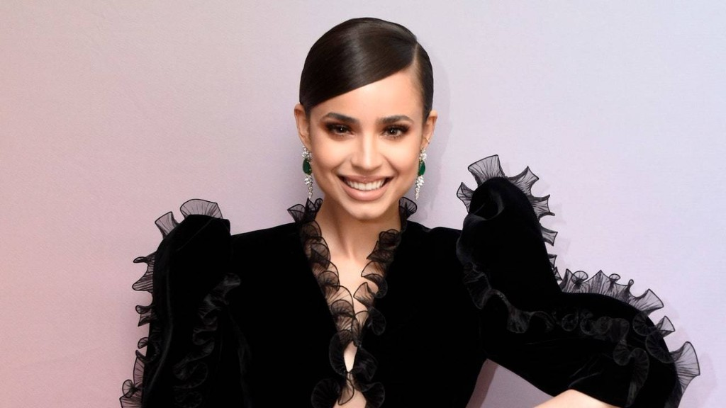 Sofia Carson Gave Us the Details on Her New Revlon Collection
