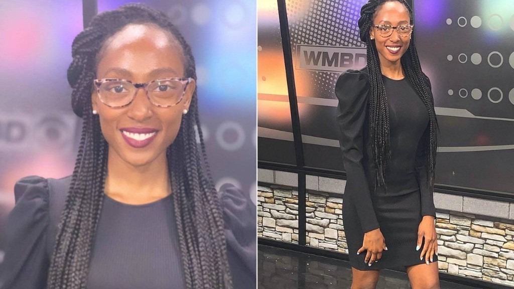 TV Reporter Treasure Roberts Tweets About Wearing Braids on the Air for the First Time