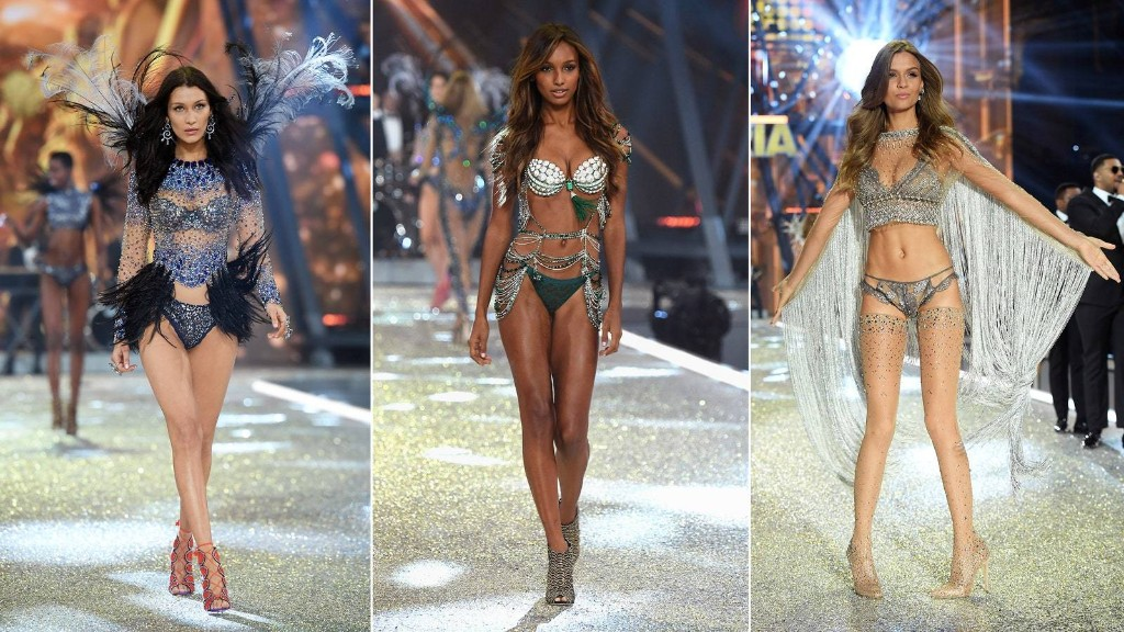 Victoria's Secret Fashion Show 2016: See All the Hot Looks
