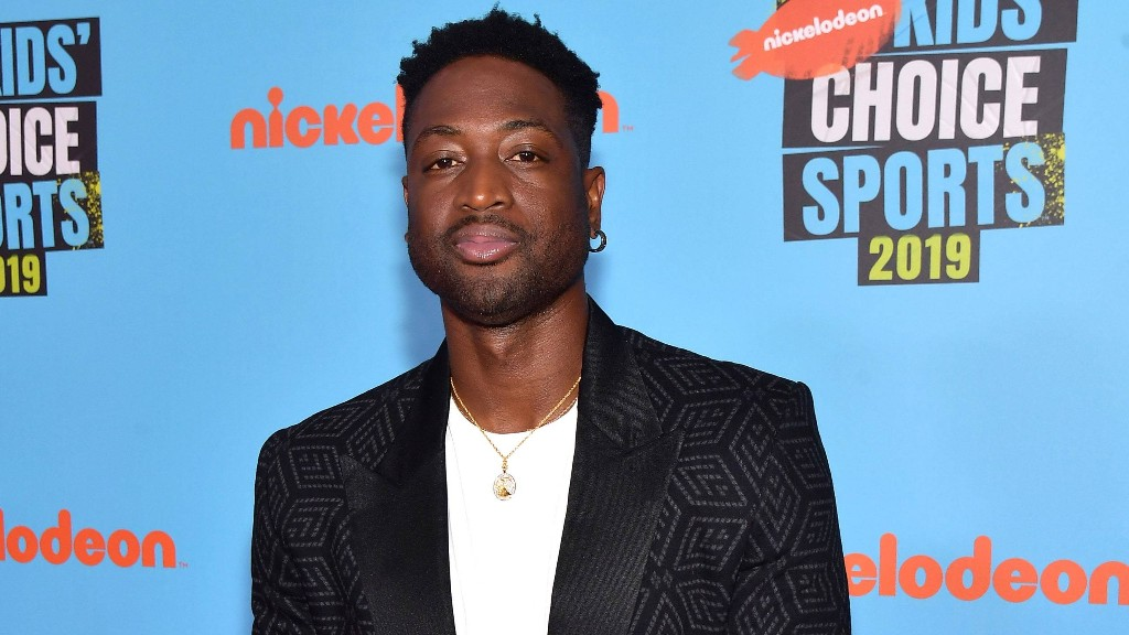 Dwyane Wade Just Dyed His Hair Fire-Engine Red With His Daughter Zaya