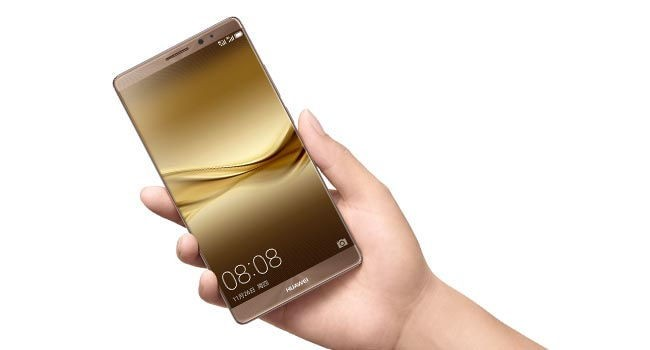 Leaked Huawei Mate 8 renders: sleek body and nearly nonnexistent bezels