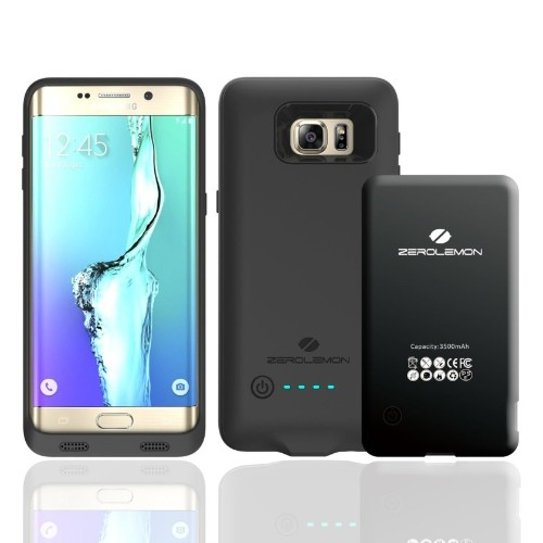 ZeroLemon launches 3,500mAh battery case for Galaxy S6 Edge+ & Note 5