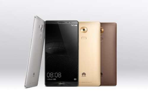 Huawei Mate 8 official: 6-inch Full HD, Kirin 950 with coprocessor, and Marshmallow