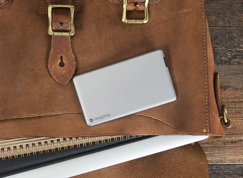 Mophie launches new line of aluminum battery packs with Bluetooth monitoring in tow