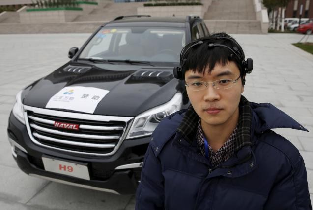 Chinese researchers create mind-controlled car