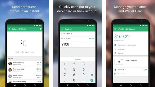 Google Wallet now lets you send money over text messages