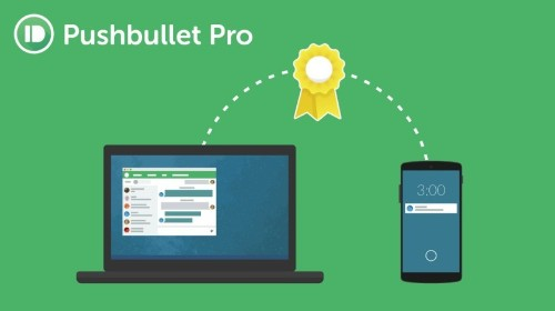 Pushbullet Pro offers premium features and 100GB of storage for $39.99 a year