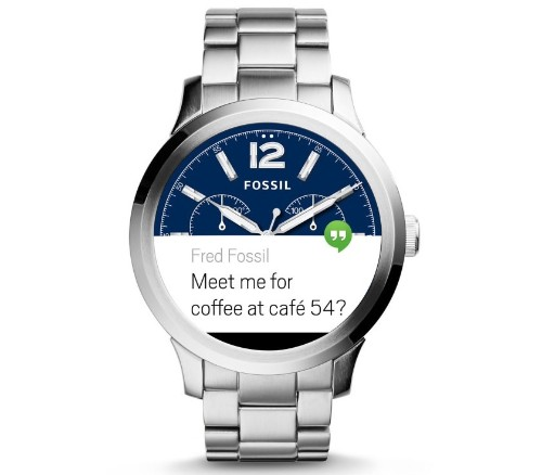 You can now purchase Fossil's Q Founder smartwatch for $295