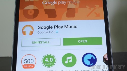 Google Play Music family plan arriving this week for $14.99 per month