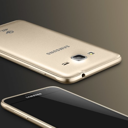 Galaxy J3⑥ launched in China with 5-inch AMOLED display and 2,600 mAh battery