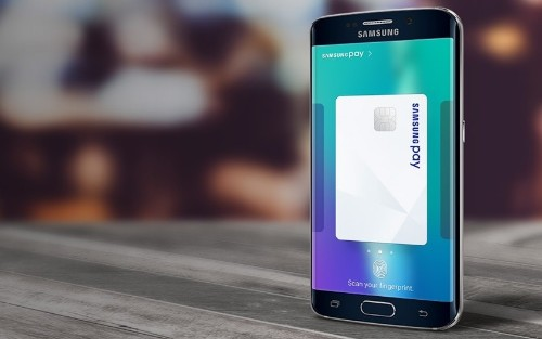 Report: Samsung's budget smartphones to get fingerprint readers and Samsung Pay (NFC)