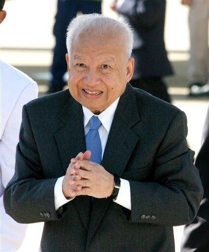 Norodom Sihanouk - cover