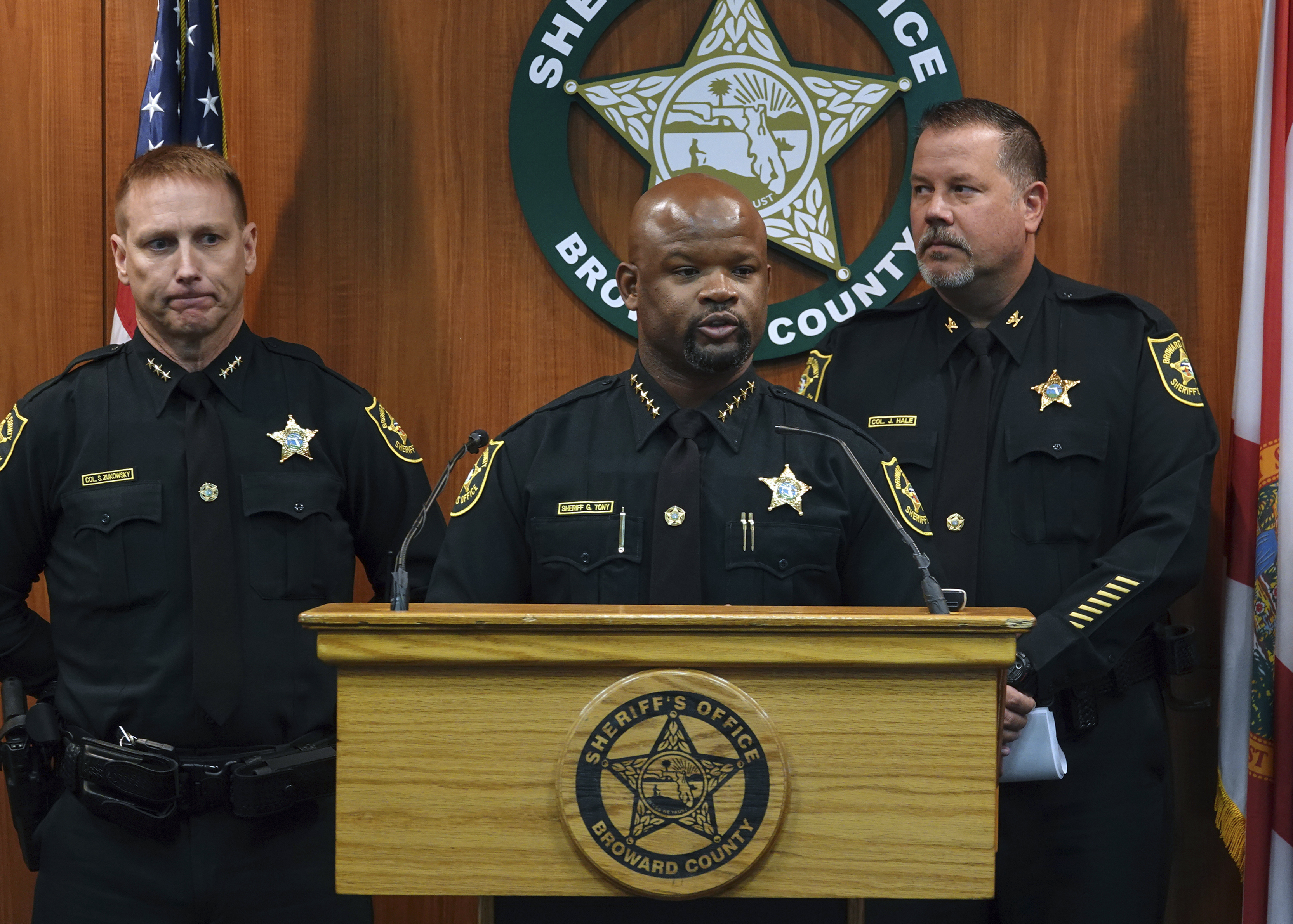 2 more deputies fired for inaction after school shooting