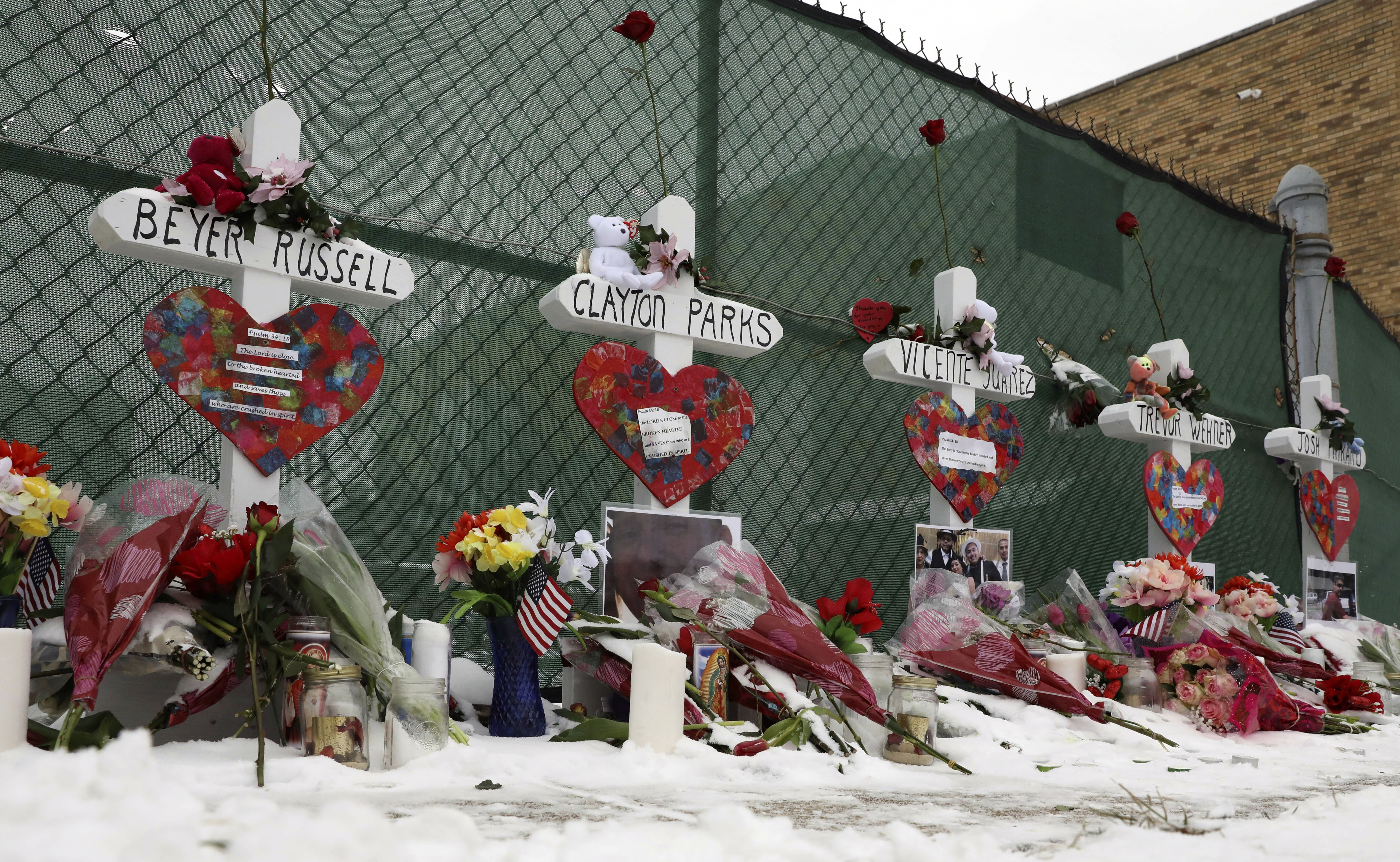 Aurora shooting victims ranged from intern to plant manager
