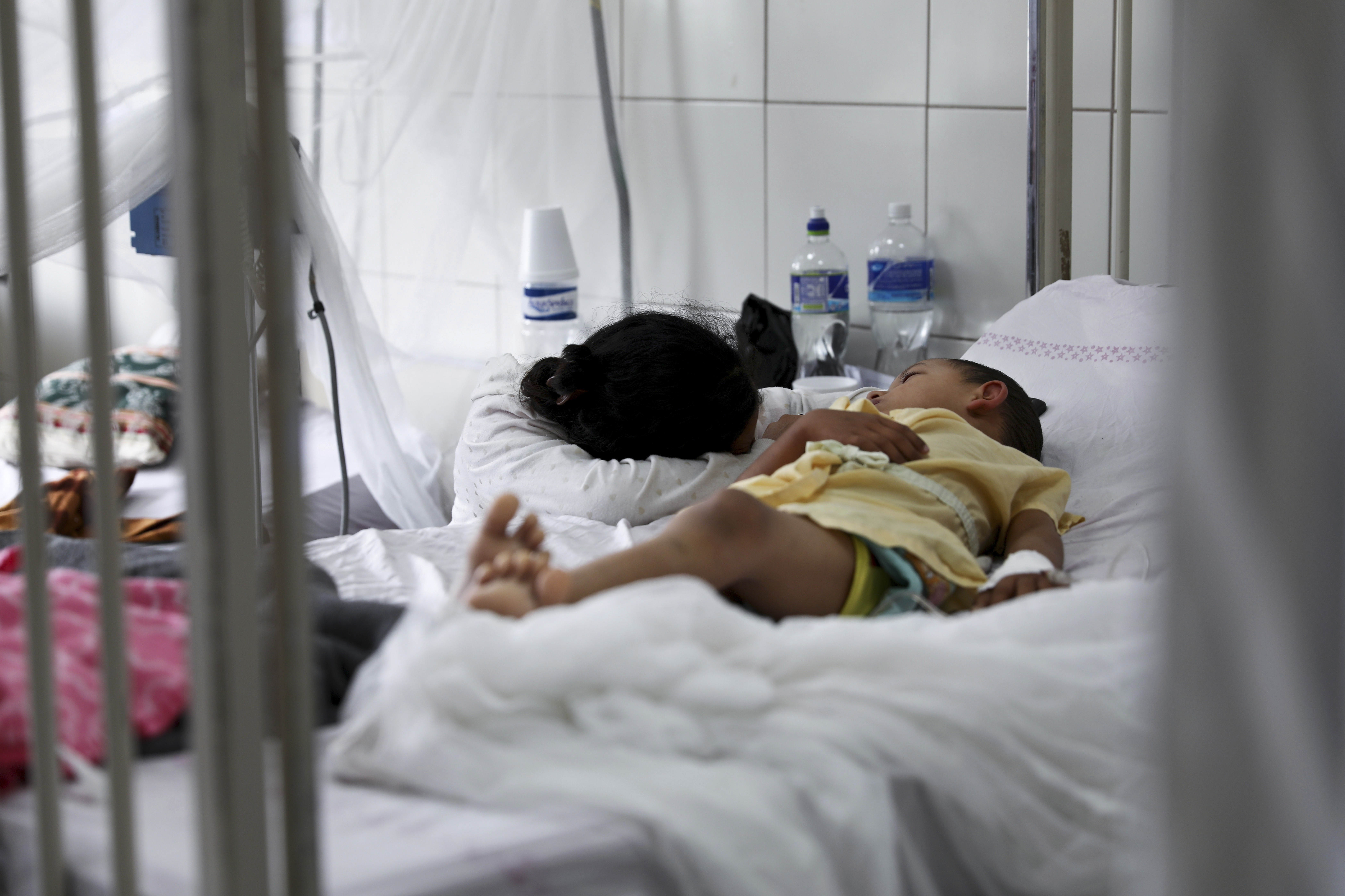 Doctors: Warmer world is unhealthier place for children