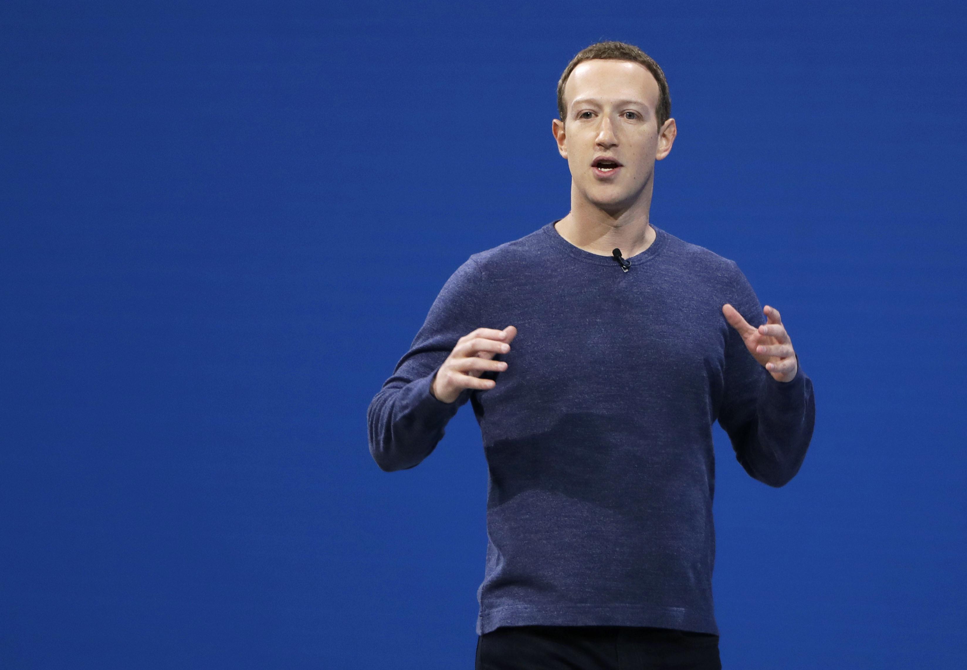 Zuckerberg says company 'evaluating' deepfake video policy