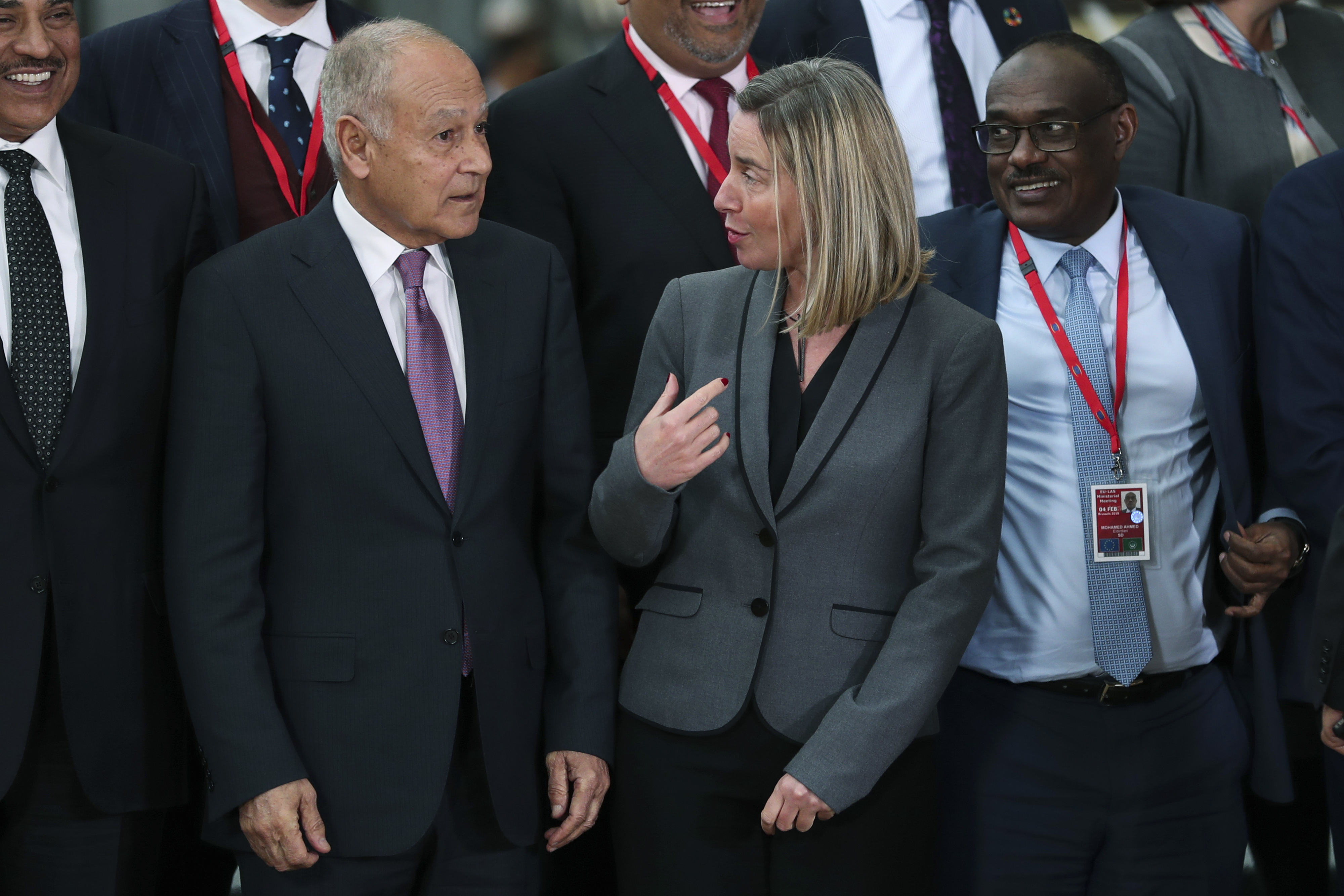 EU, Arab League agree to disagree over meeting statement