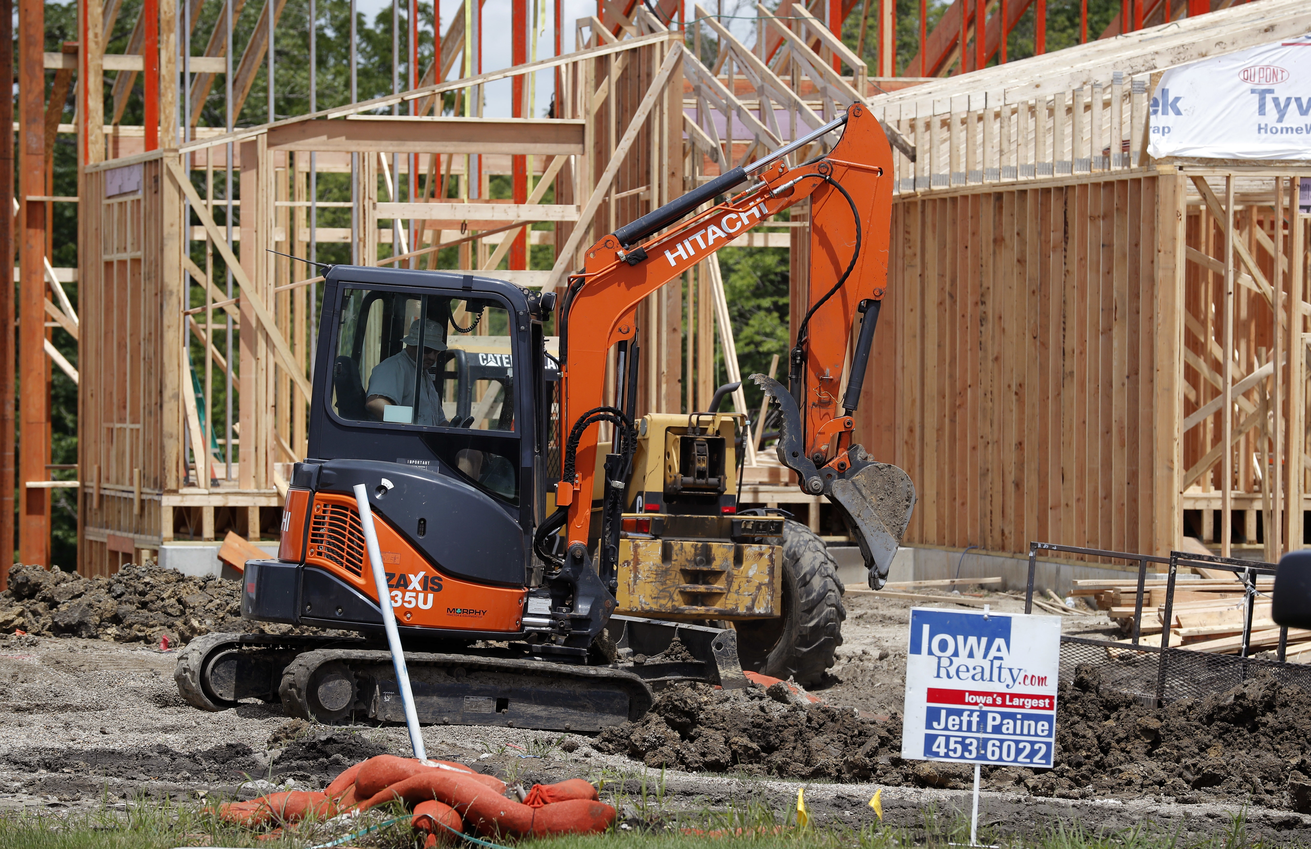 US housing starts tumbled 12.3 percent in June