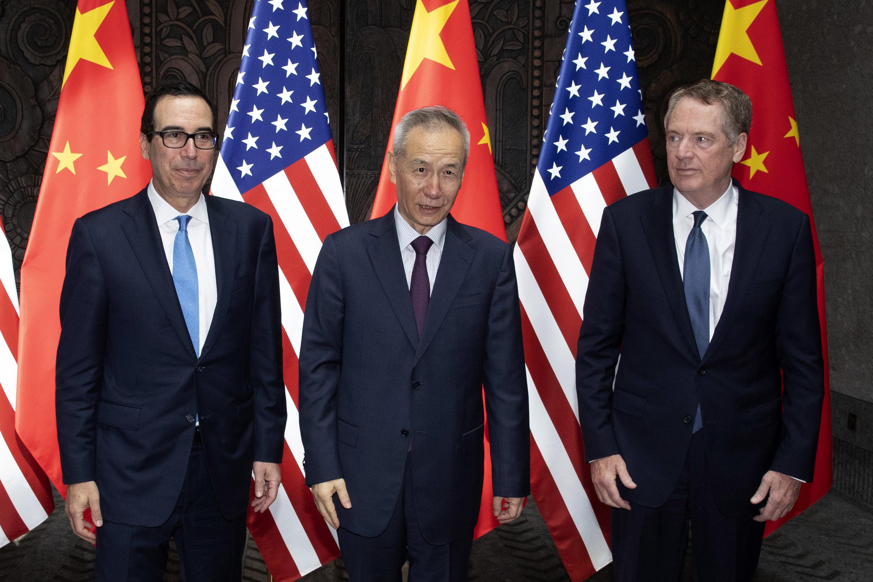Trump says he'll put 10% tariffs on remaining China imports