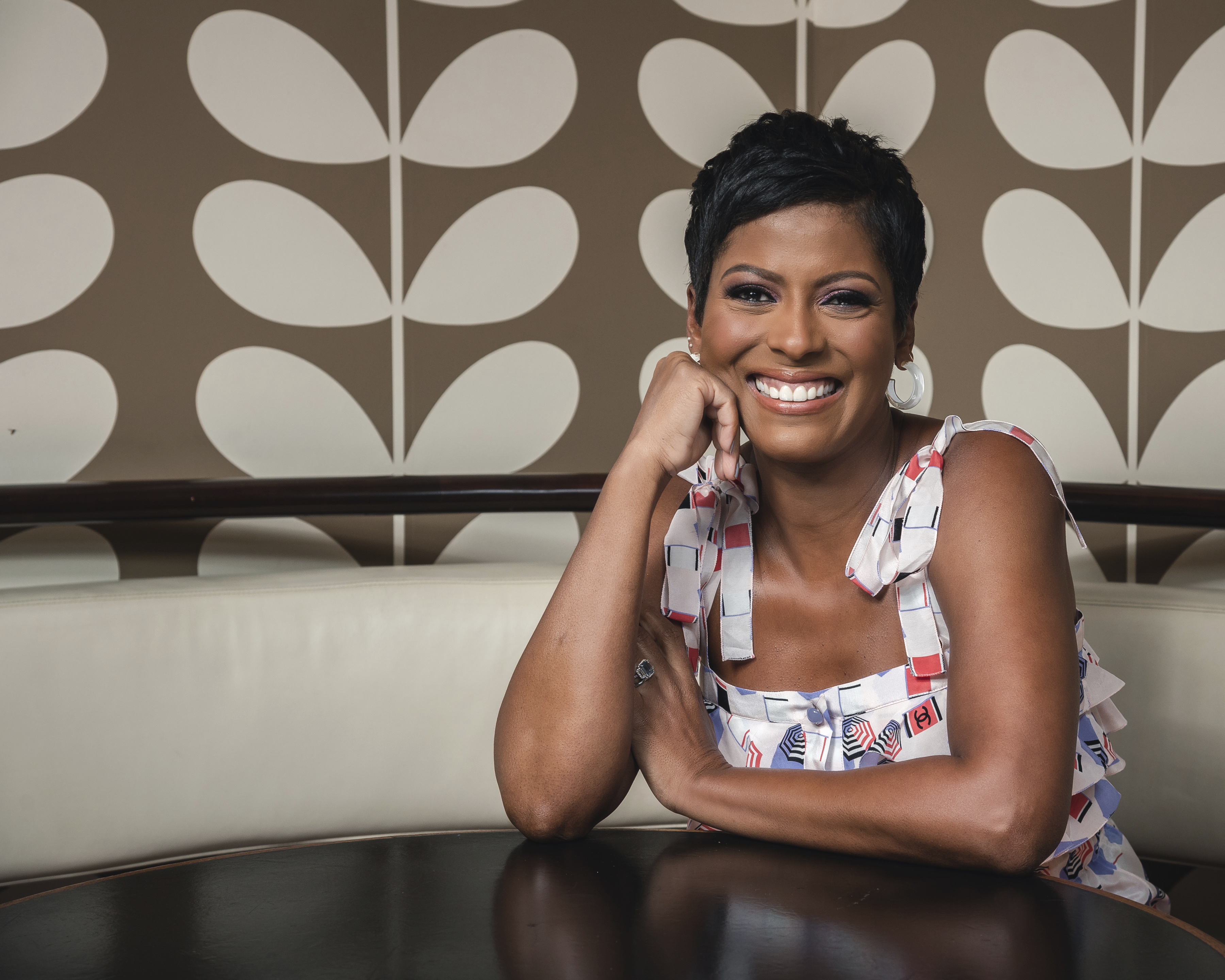 Tamron Hall's faith in herself pays off with new show, life