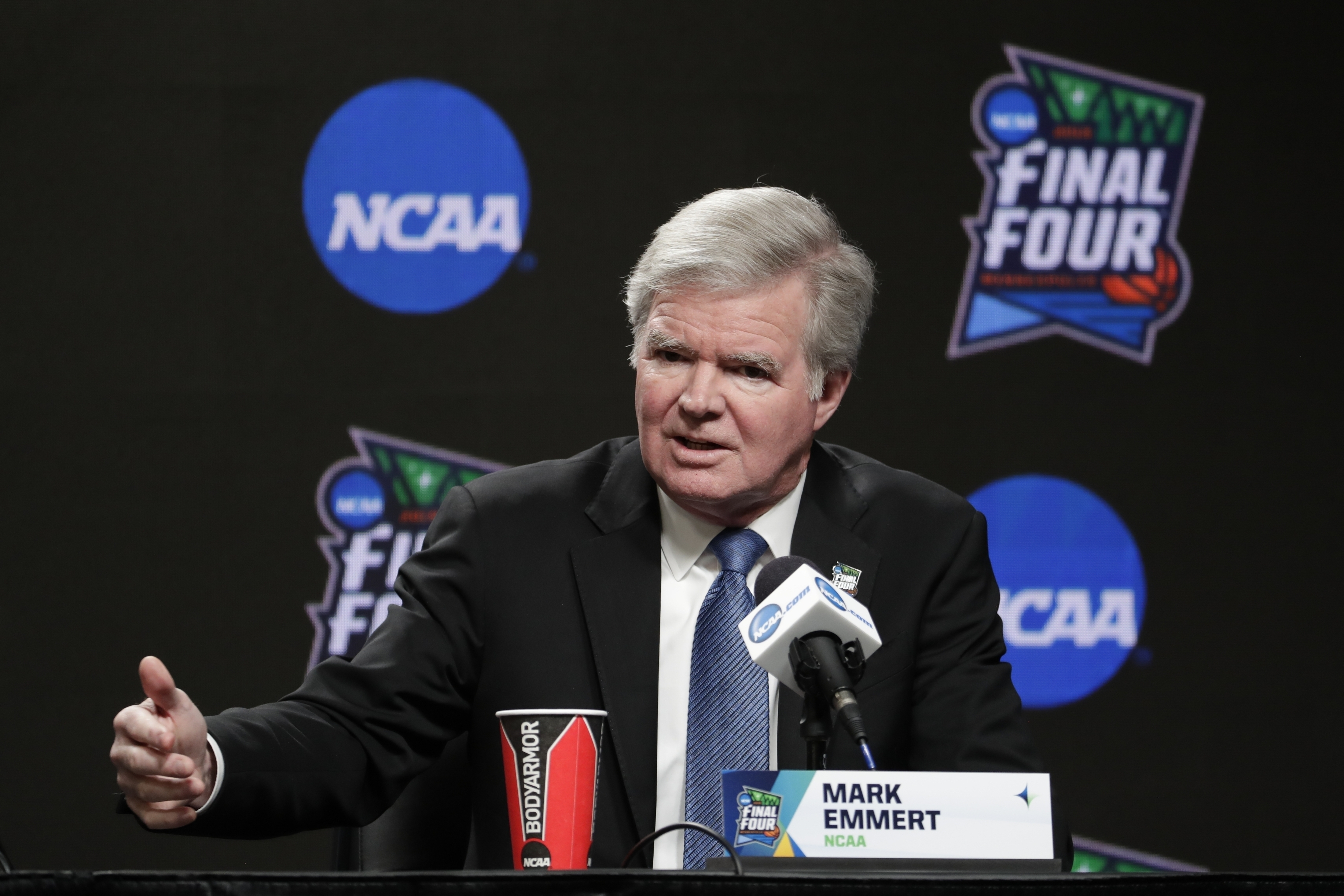 AP Exclusive: NCAA, allies spend nearly $1M on Capitol Hill