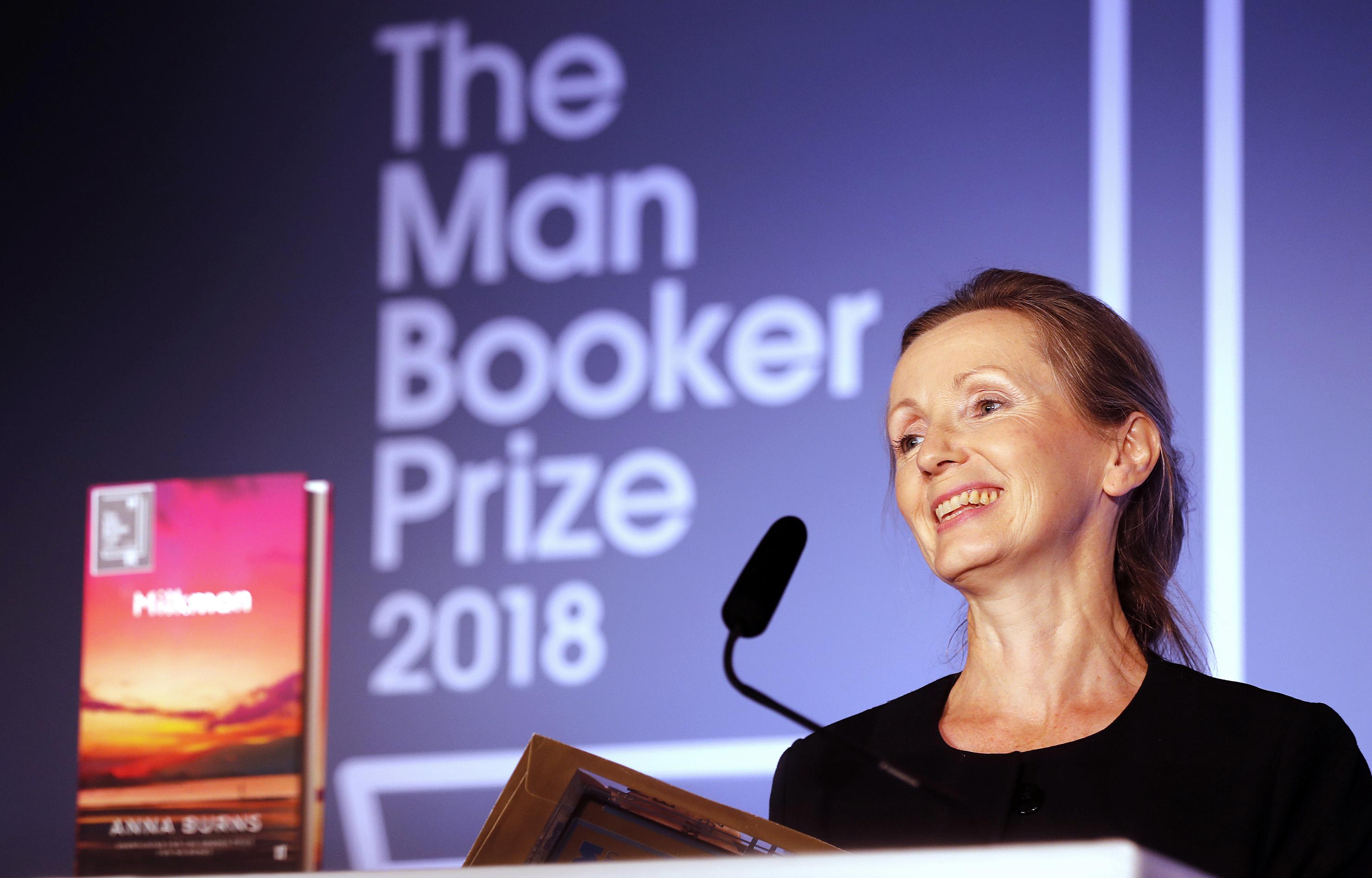 Zadie Smith, Anna Burns among winners of critics prizes