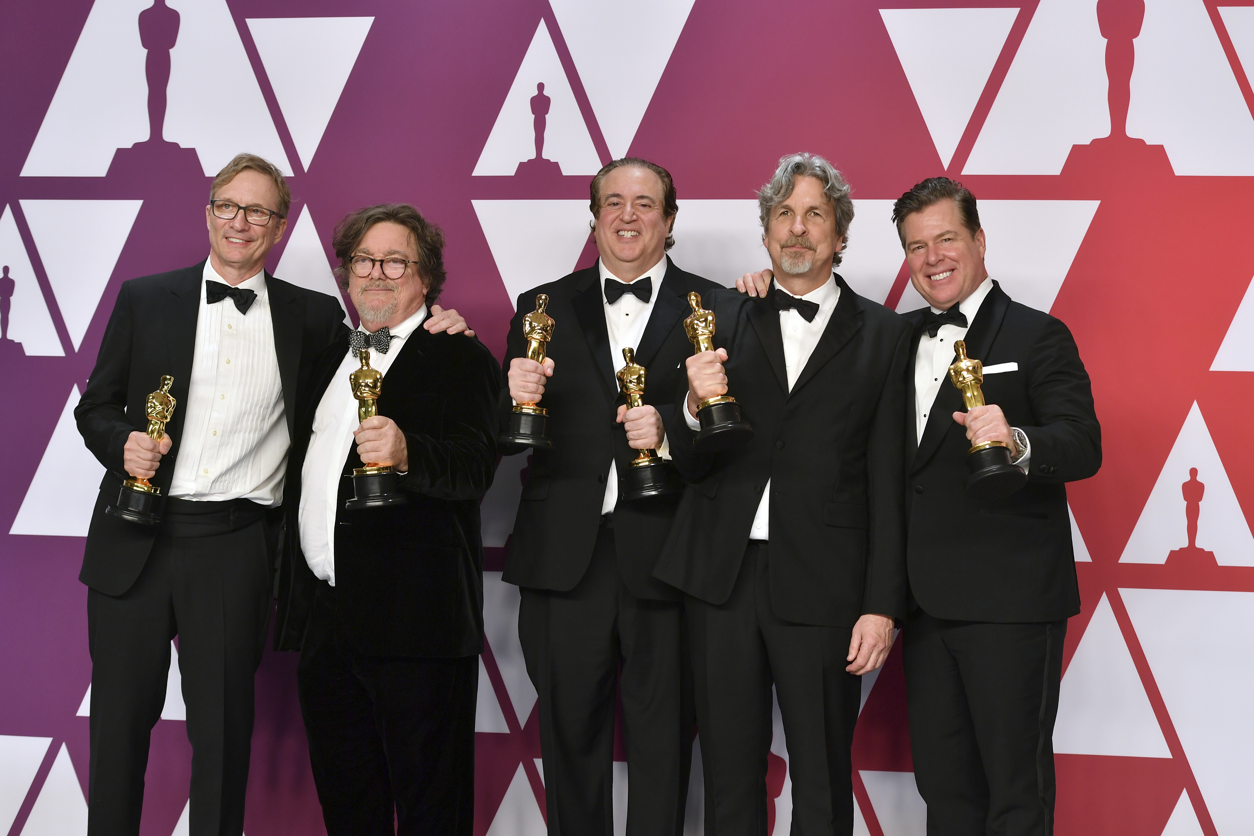 For many, 'Green Book' win was a confounding Oscar climax