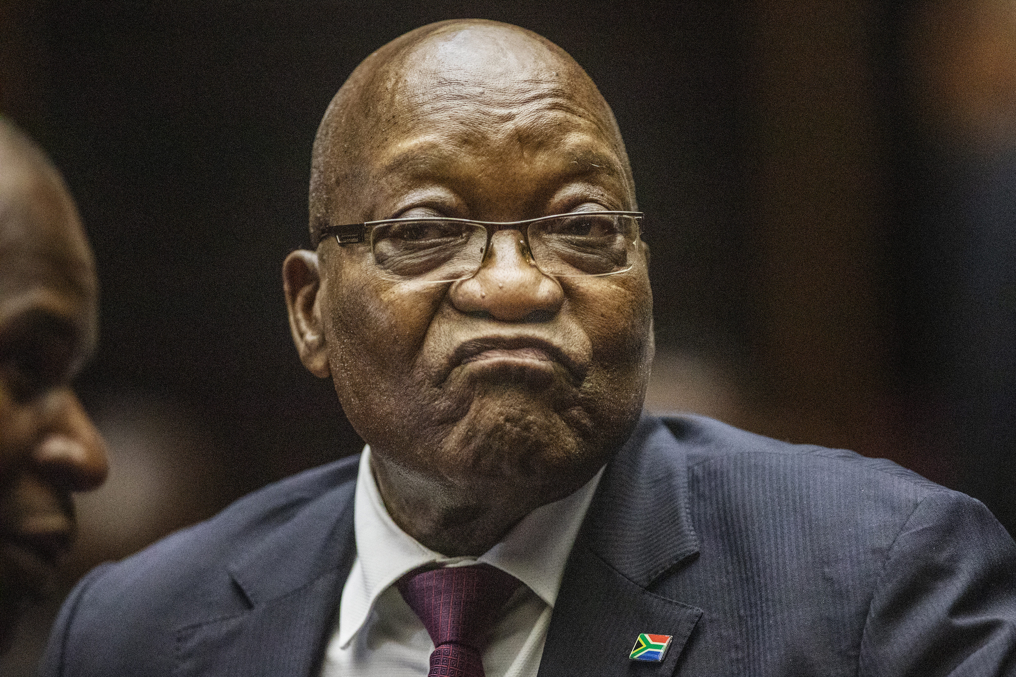 South African court issues arrest warrant for ex-leader Zuma