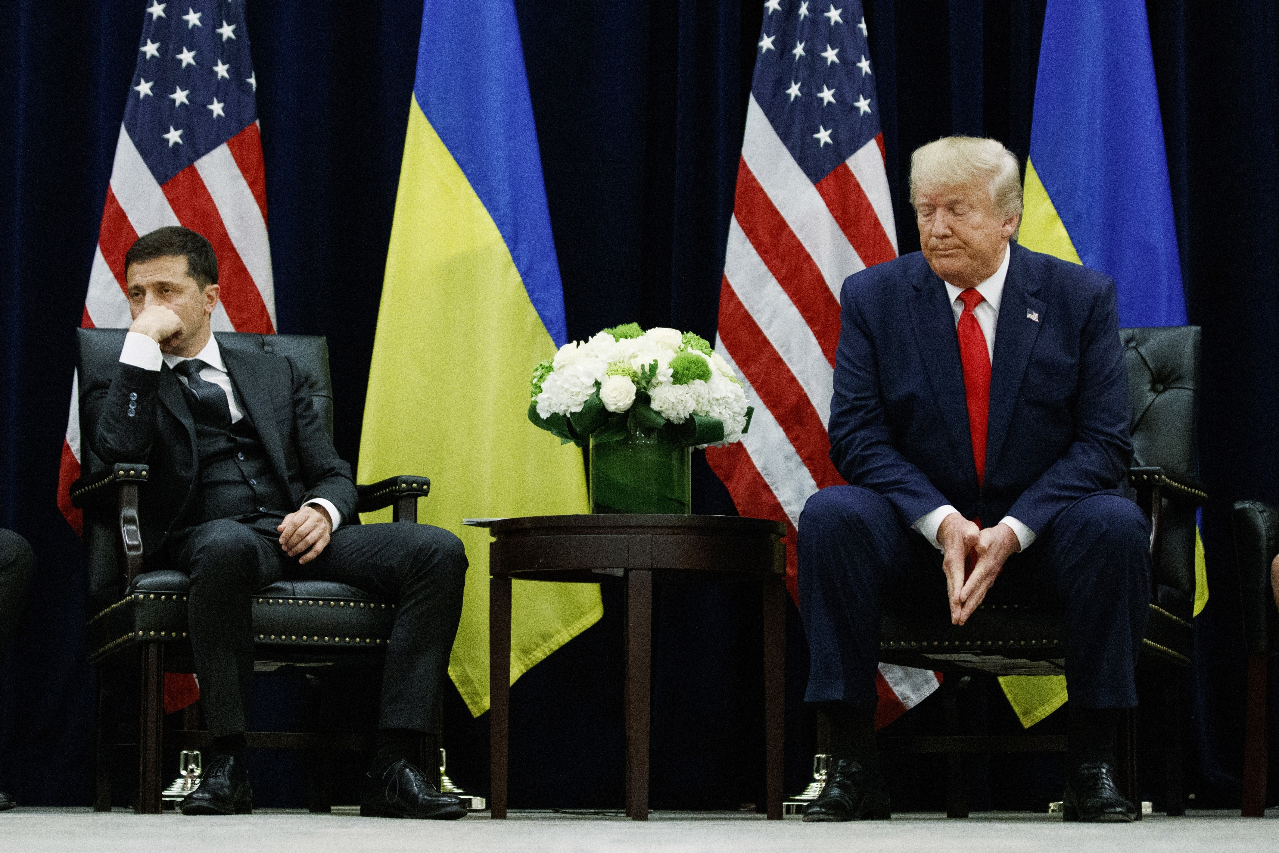 Impeachment Inquiry: View From Ukraine