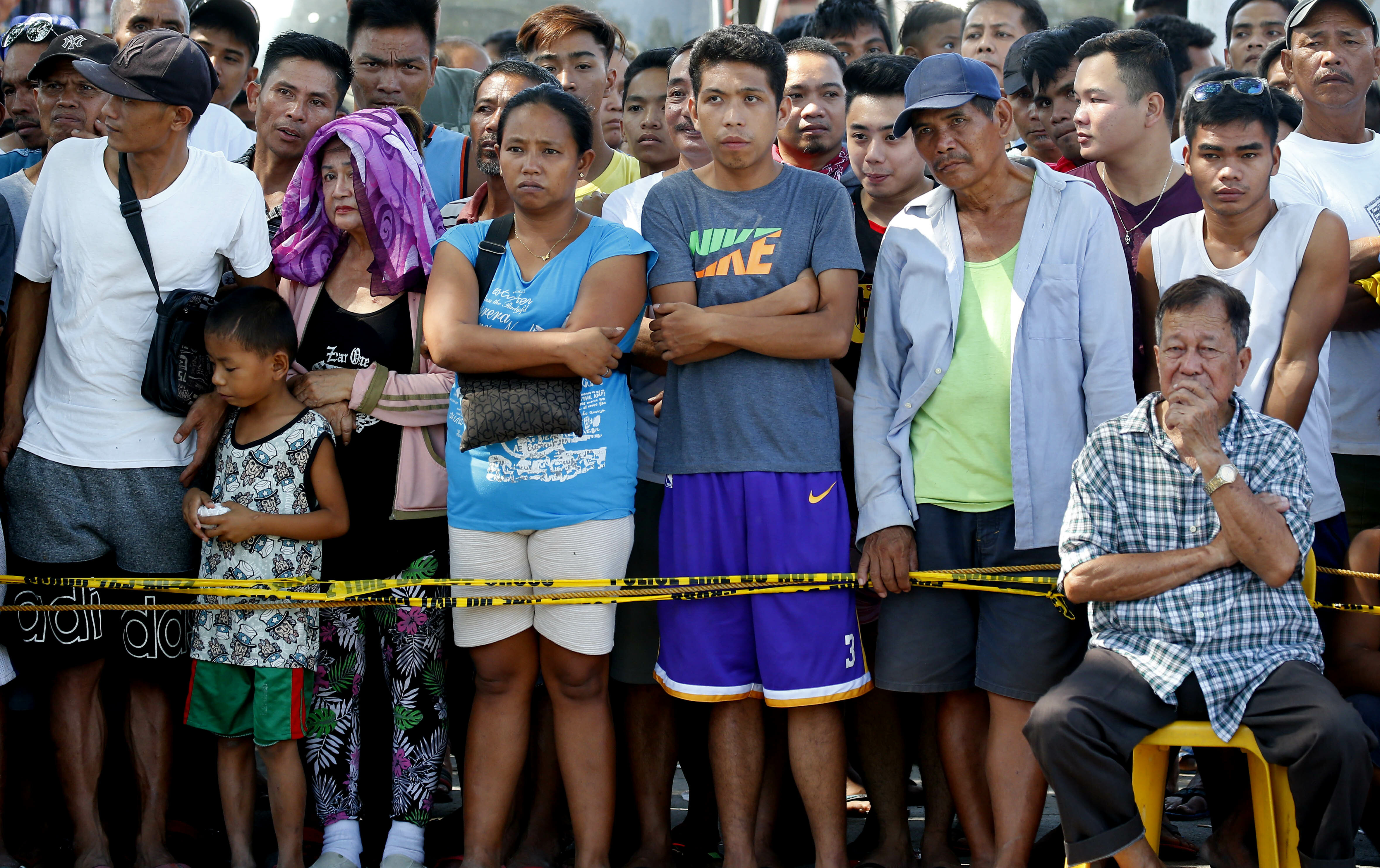 The Latest: New 6.3 magnitude earthquake hits Philippines