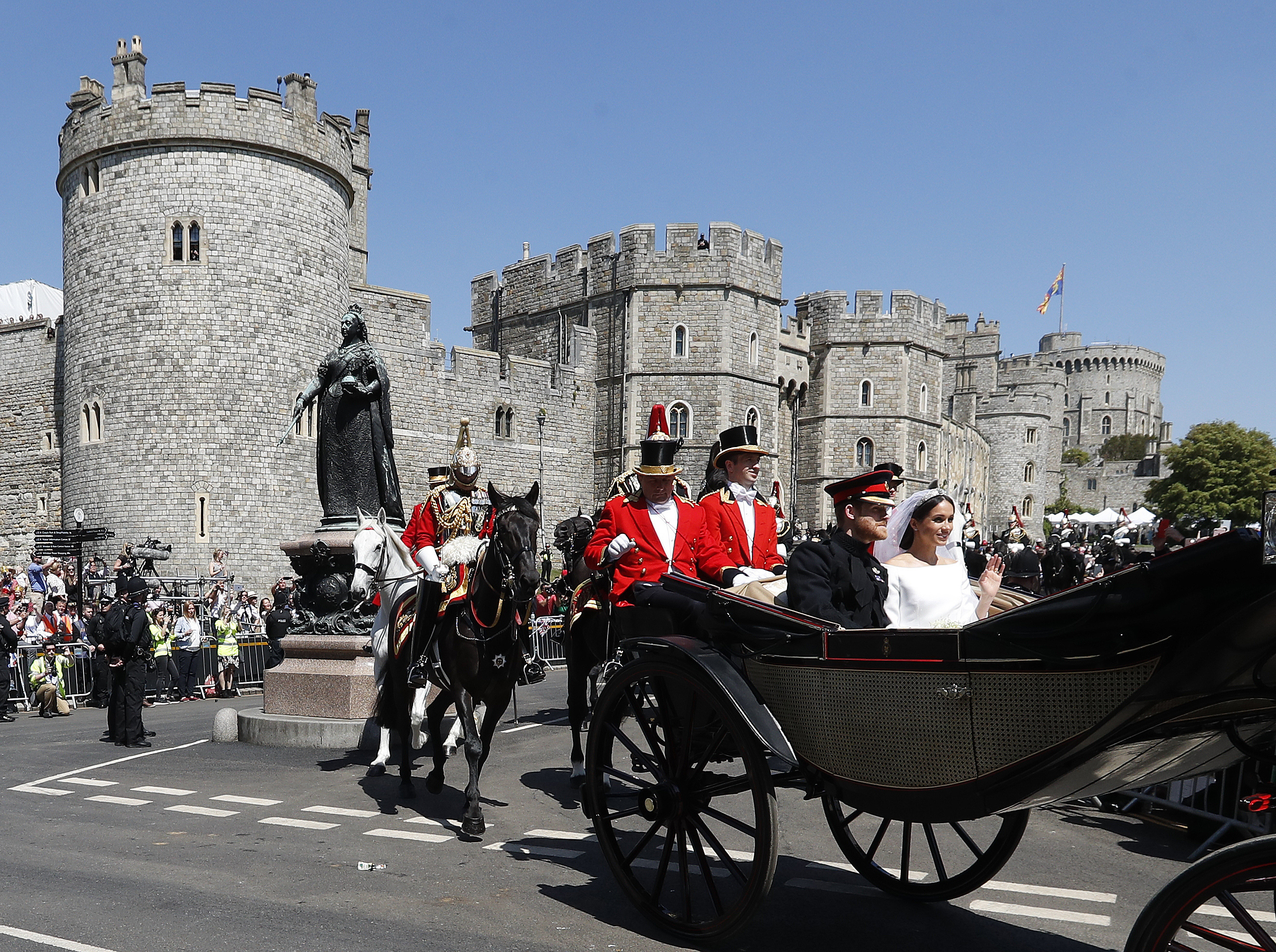 Monarchy cost British taxpayers $85.2 million last year