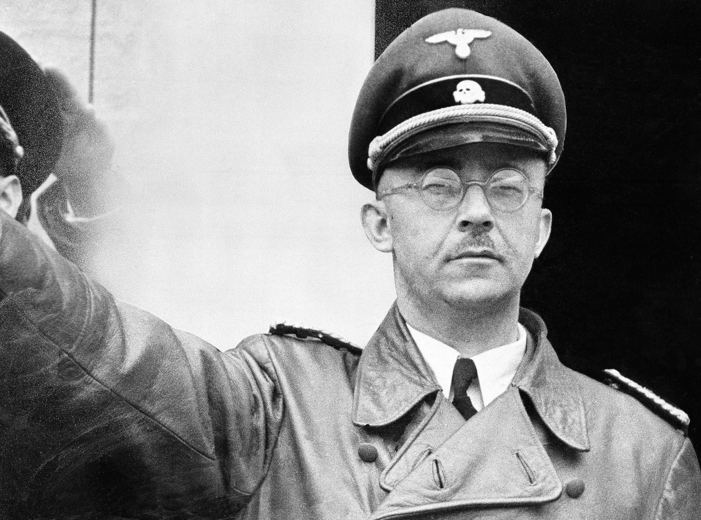 Report: German spy agency releases Himmler daughter files