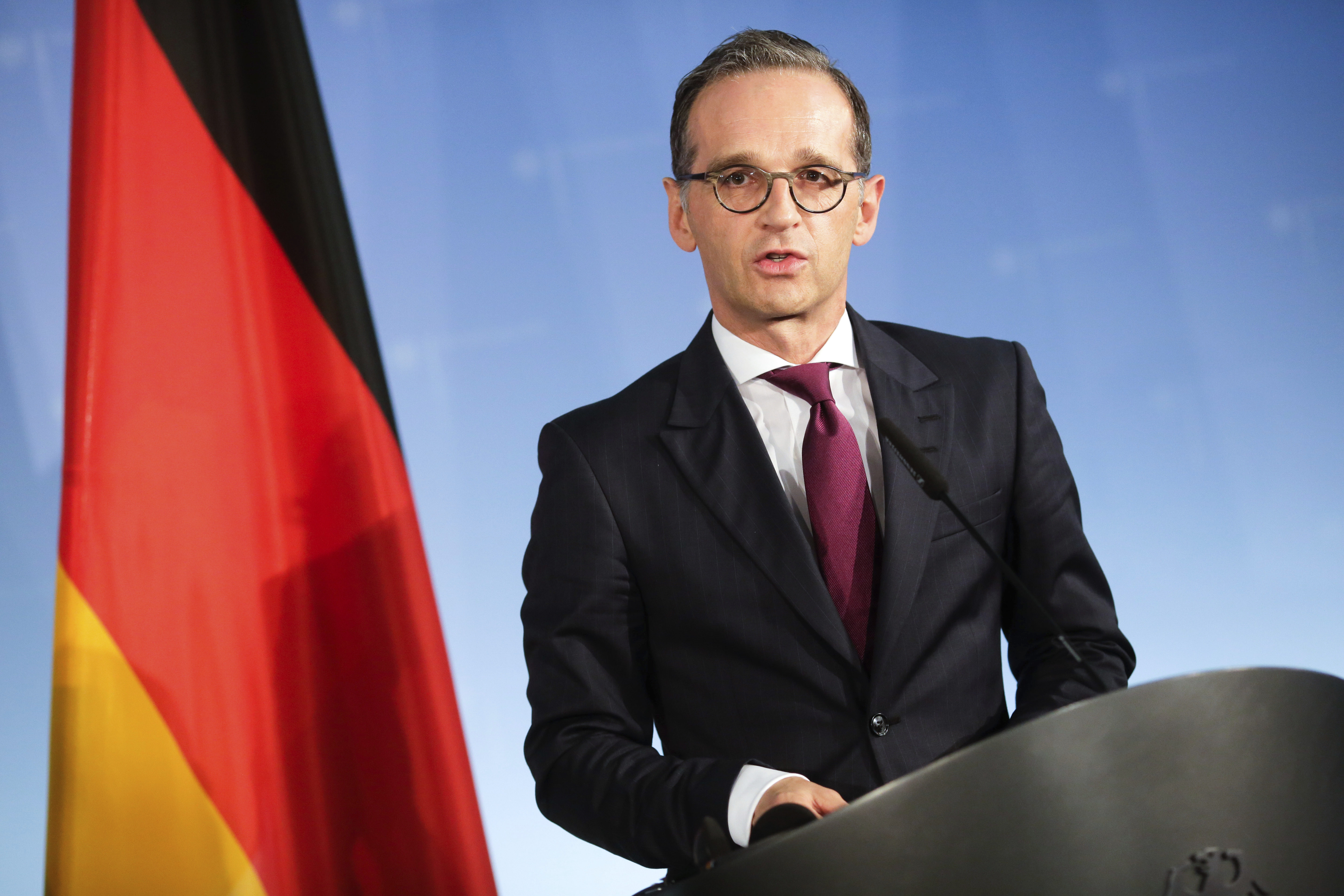 Germany seeks to woo Americans amid rocky Trump relationship