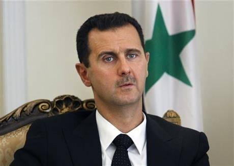 Syria News - Magazine cover