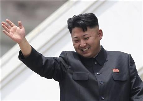 Kim Jong Un - Magazine cover