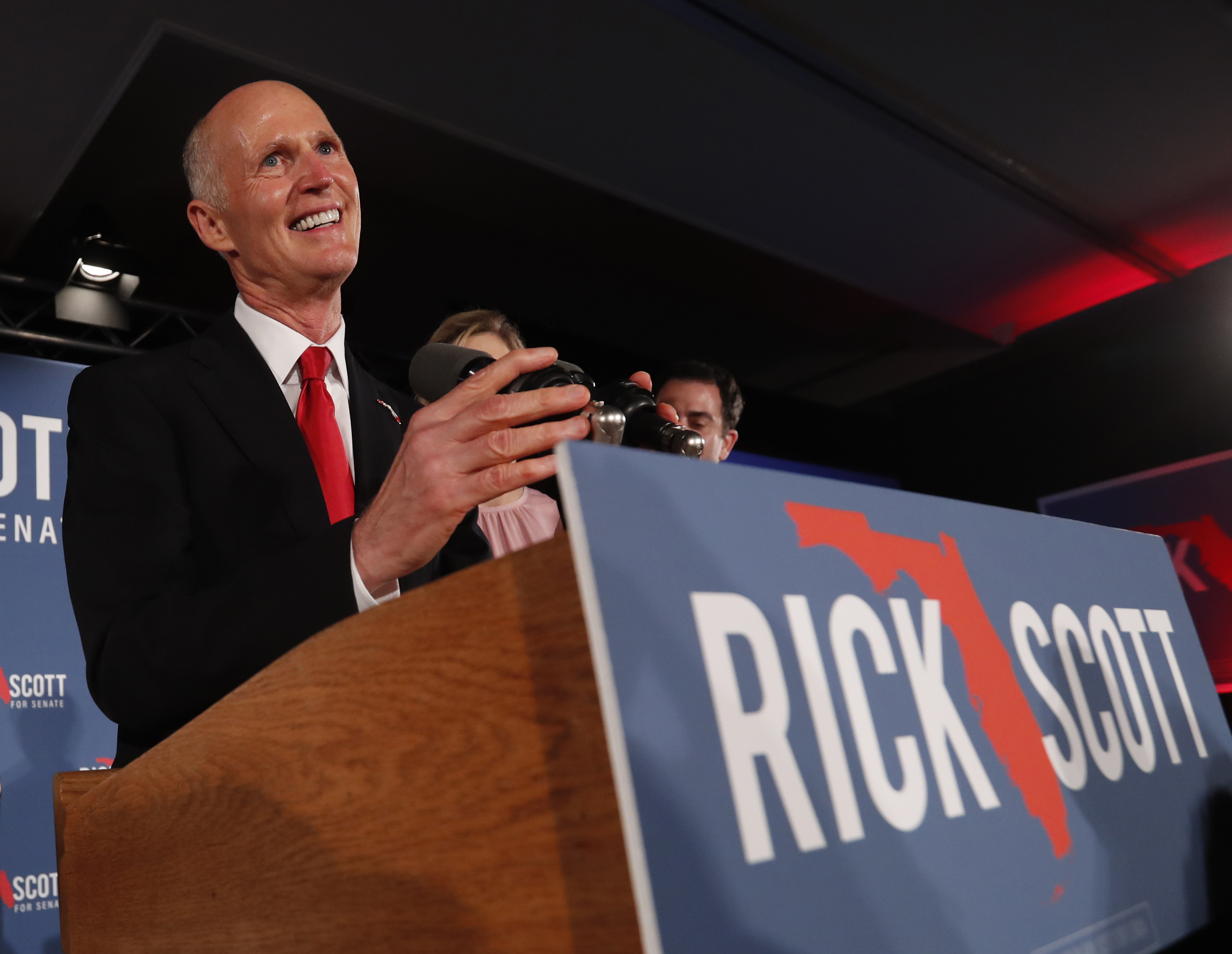 Not another Florida recount! This one should be smoother