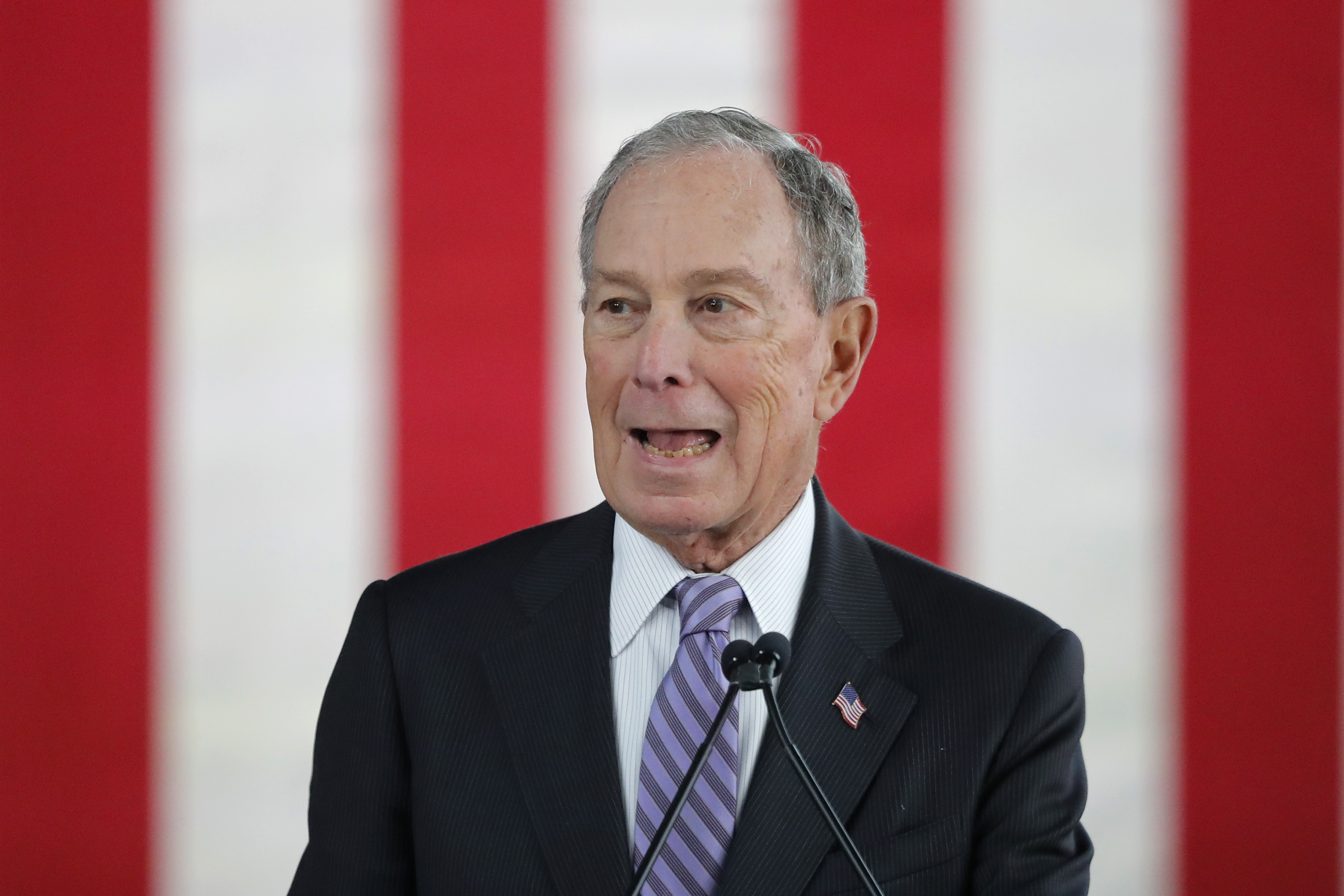 Virginia a key state in Bloomberg's Super Tuesday strategy